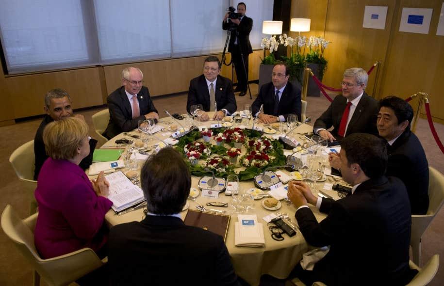 Rencontre g7