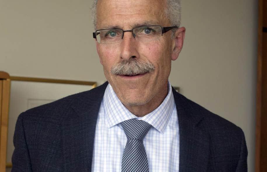 Le maire de Ristigouche-Partie-Sud-Est, François Boulay, dénonce le silence et l'inaction du gouvernement du Québec concernant le litige qui oppose sa municipalité à Gastem.