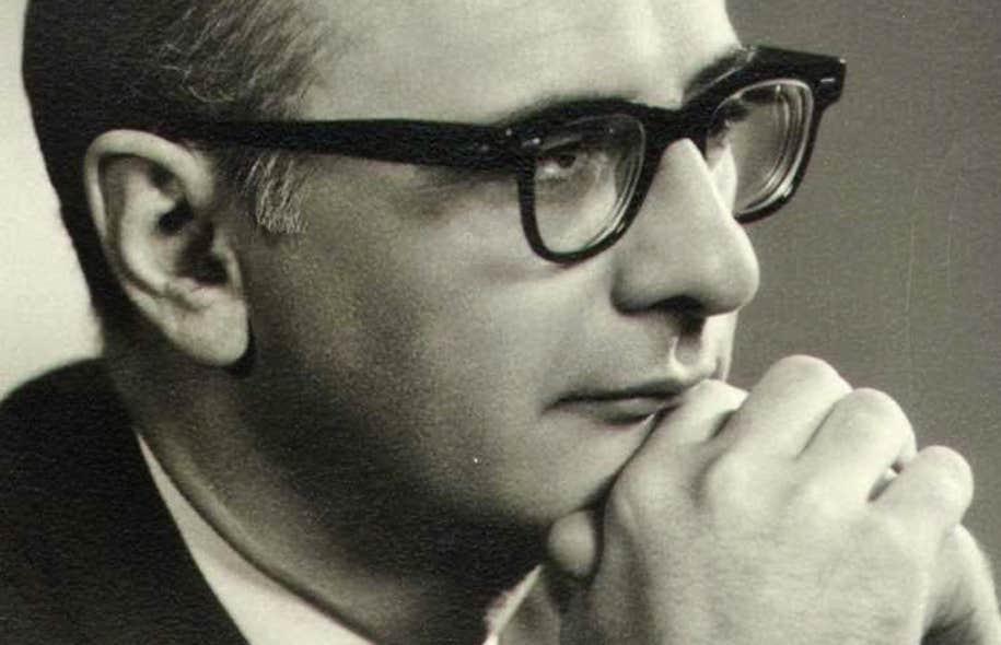 Le professeur Gérard Bergeron