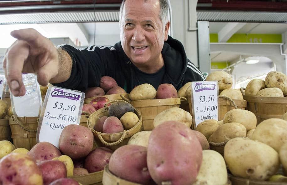 La pomme de terre de la discorde le devoir - Le comptoir de l industrie ...