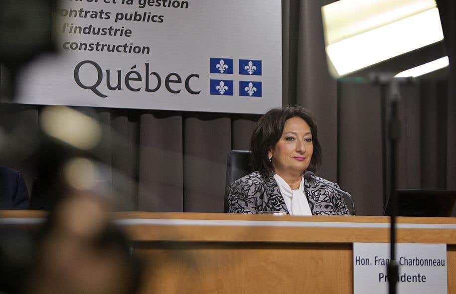 La Commission n'a pas été en mesure d'établir l'existence des fameux « renvois d'ascenseur » en politique provinciale.