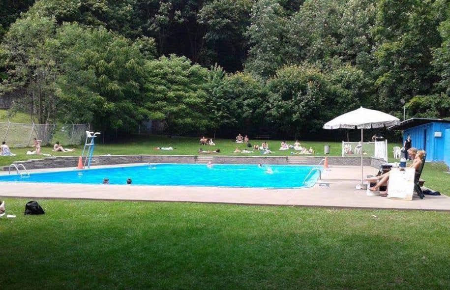 montr al lorgne la piscine de l h pital royal victoria