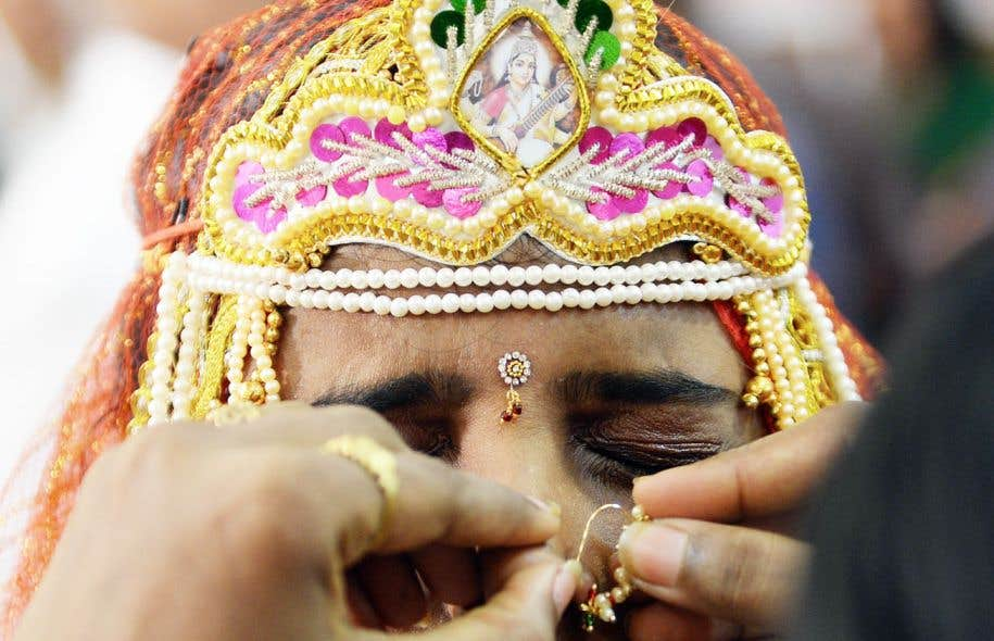 depuis 2003 laide internationale pour lenfance semploie sensibiliser - Mariage Forc En Inde
