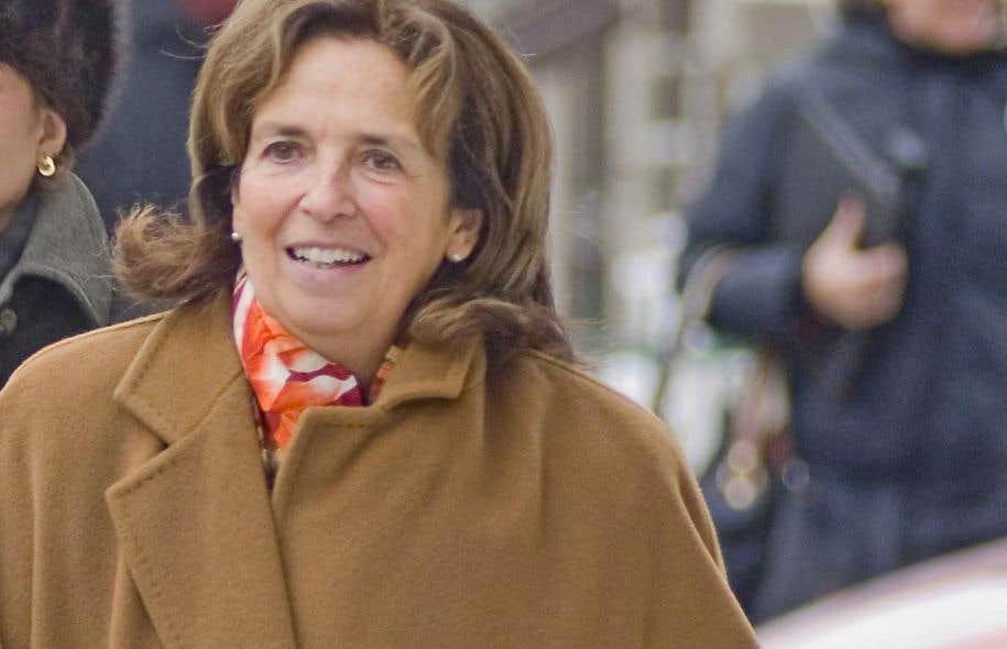 La mairessed'Outremont, Marie Cinq-Mars