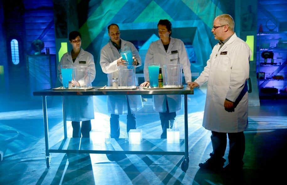 Le jeu-questionnaire «Génial!» est l'une des émissions de Télé-Québec les plus regardées.
