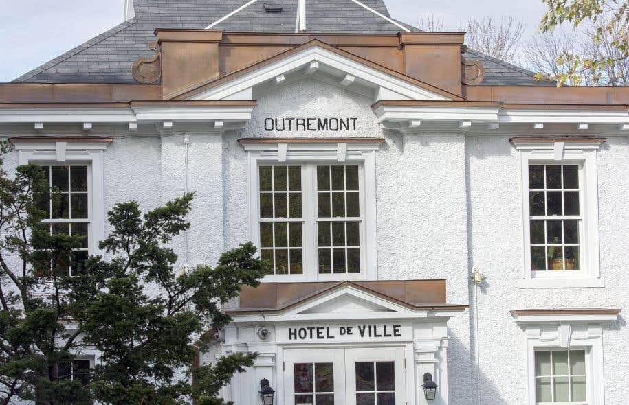 L'hôtel de ville de l'arrondissement d'Outremont