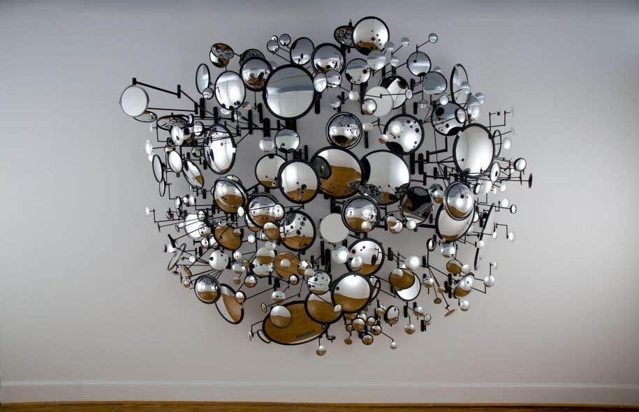 Graham Caldwell, «Compound Eye», 2008