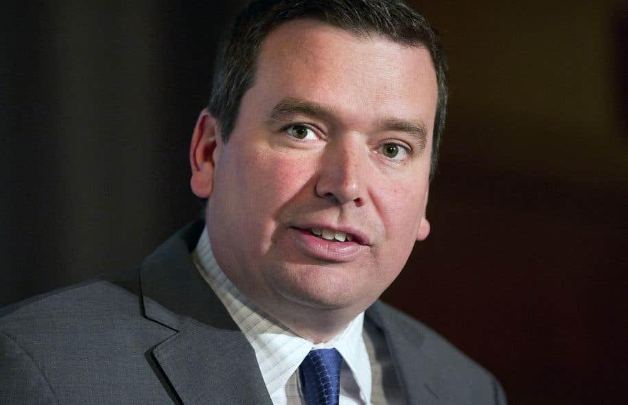 Christian Paradis a été de la première fournée conservatrice québécoise de 2006, réussissant à se faire élire dans Mégantic-L'Érable contre le bloquiste Marc Boulianne.