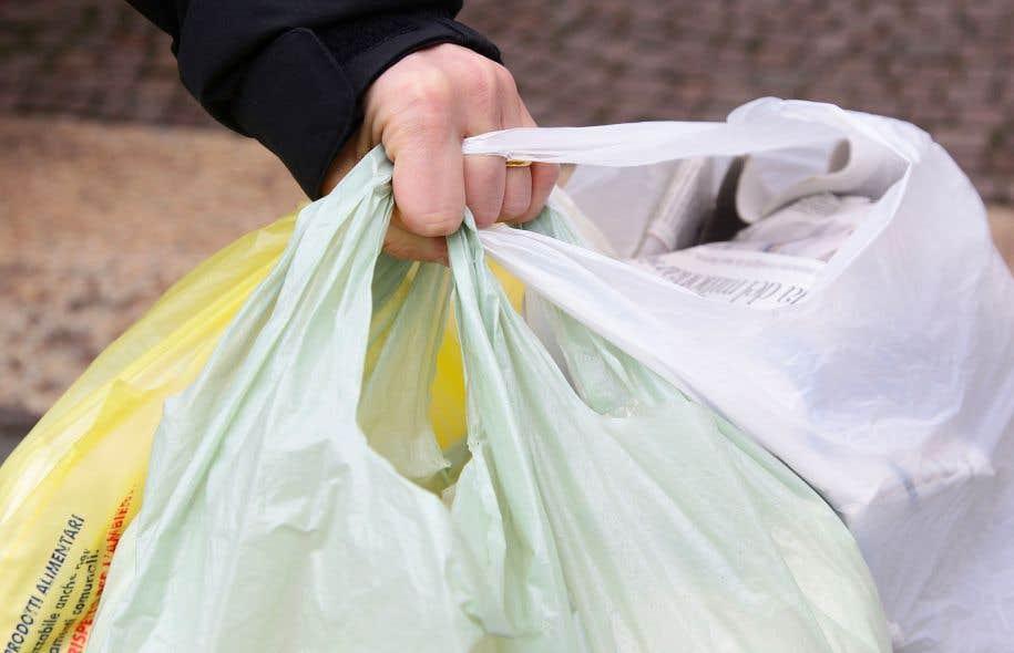 Remplissage Des Sacs : Les sacs de plastique sur la sellette le devoir