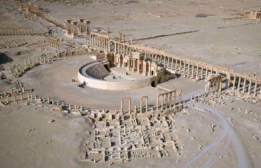 Les risques sont grands que le riche site de Palmyre soit endommagé, sinon détruit, par les djihadistes.