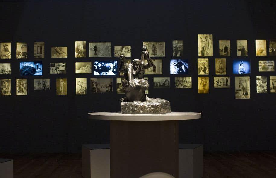 L'exposition «Métamorphoses. Dans le secret de l'atelier de Rodin» au Musée des beaux-arts de Montréal