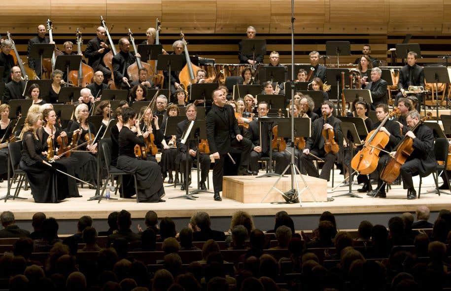L'Orchestre Métropolitain en concert
