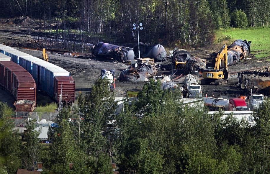 Au moment de la tragédie, qui avait fait 47 morts le 6juillet 2013, les locomotives, les wagons et la cargaison impliqués n'appartenaient pas au CP, le train n'était pas conduit par des employés du CP, et il ne roulait pas non plus sur des voies du CP, plaide le transporteur.