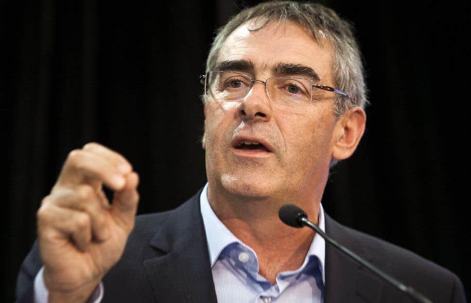 Le président de l'UPA, Marcel Groleau, a brandi le spectre d'une perte de plusieurs milliers d'emplois si le système était abandonné.