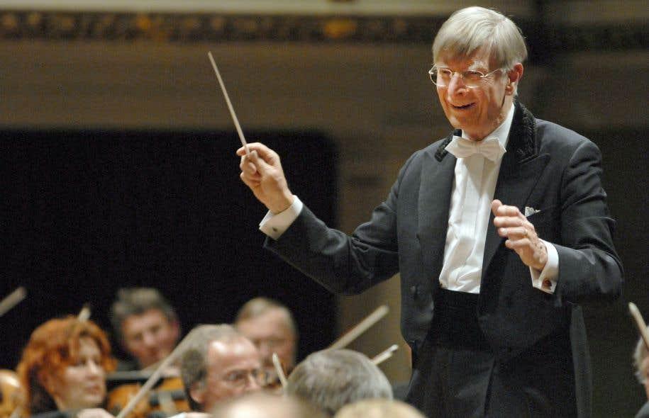 Herbert Blomstedt fut l'un des pionniers de la musique de Carl Nielsen.