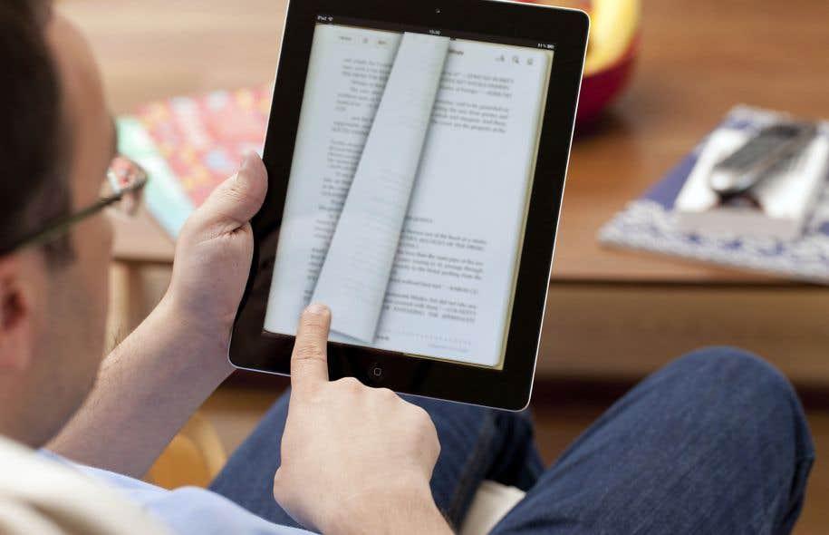 Près de 80% des titres mis en marché au Québec sont offerts dans un format pour liseuse électronique.