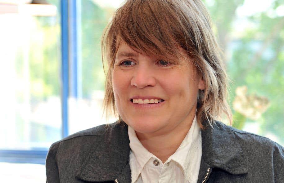Phaedra Royle, professeure à l'École d'orthophonie et d'audiologie rattachée à la Faculté de médecine de l'Université de Montréal