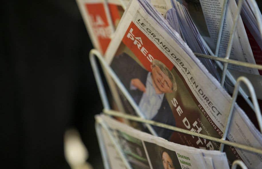 La demande de moratoire ne serait pas liée pas aux négociations à venir pour le renouvellement de la convention collective des journalistes.