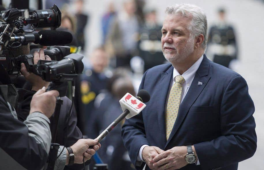 Philippe Couillard a imposé la «rigueur budgétaire» dès les premiers mois de son mandat, en avril 2014.
