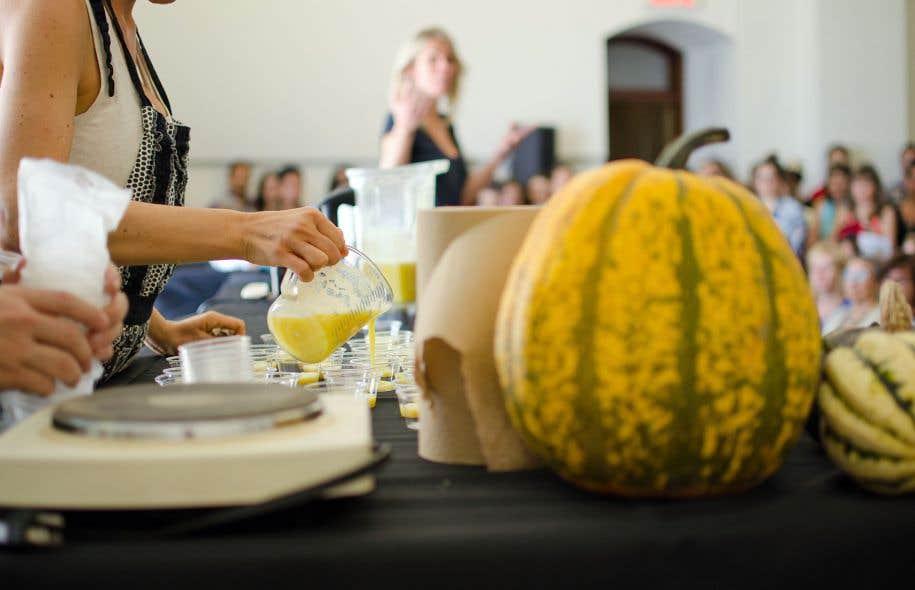 Au menu du festival: plus d'une cinquantaine d'exposants, des conférences, des ateliers thématiques et des démonstrations culinaires.