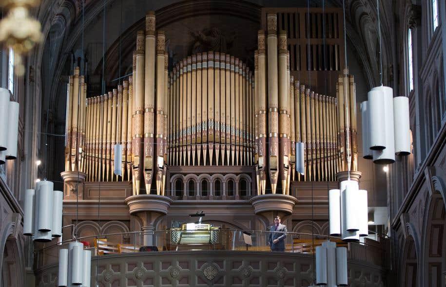 Une messe continue d'être célébrée tous les dimanches à l'église, où on trouve toujours un petit orgue, qui date de la construction de la chapelle, mais aussi un grand orgue Casavant, qui fut restauré et agrandi à deux reprises.
