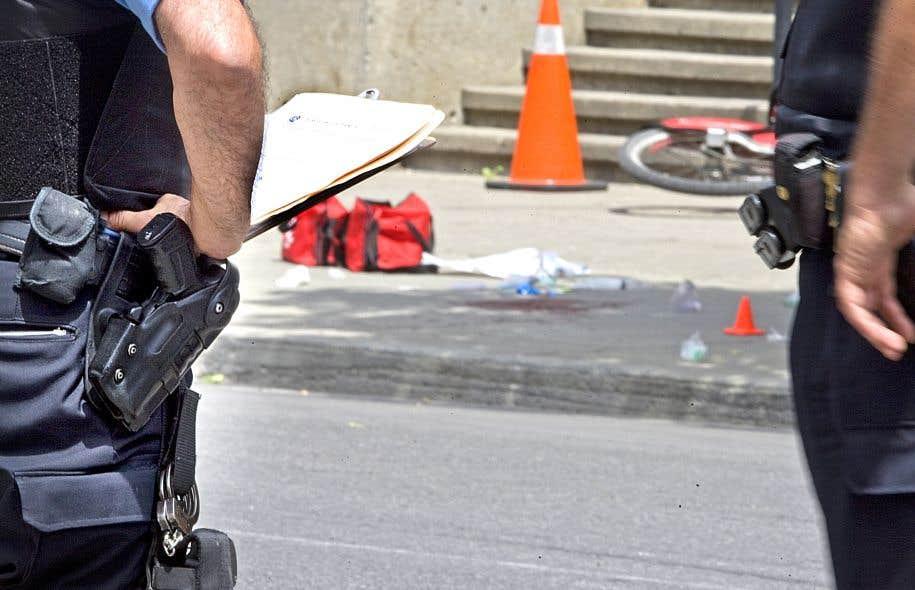 La violence gratuite causant un décès à la suite d'une intervention policière est simplement révoltante.