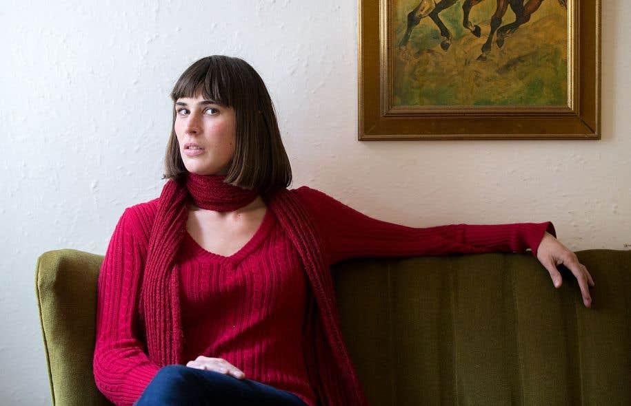 «On est comme les rebelles du klezmer», explique Giselle Claudia Webber, artiste colorée et meneuse d'Orkestar Kriminal.