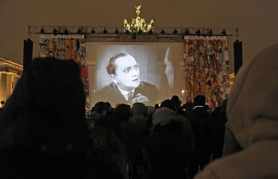 Une version restaurée de «Metropolis», de Fritz Lang, a été présentée à Berlin, en 2010.