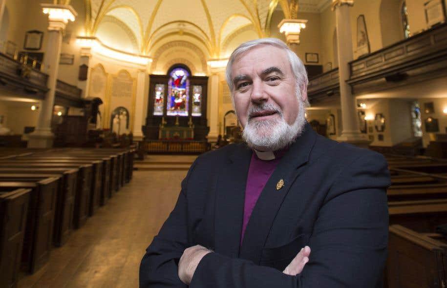 L'évêque Dennis Drainville a indiqué que la prochaine étape pour les anglicans de Québec serait un virage des investissements vers les énergies renouvelables.