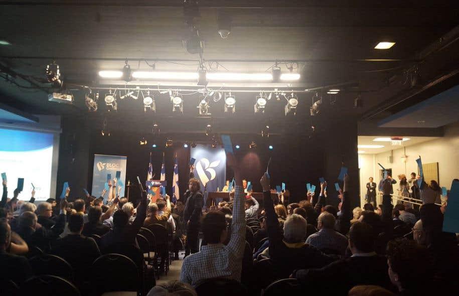 Le conseil général du Bloc québécois a été l'occasion pour la formation politique de faire un bilan de la dernière campagne électorale.