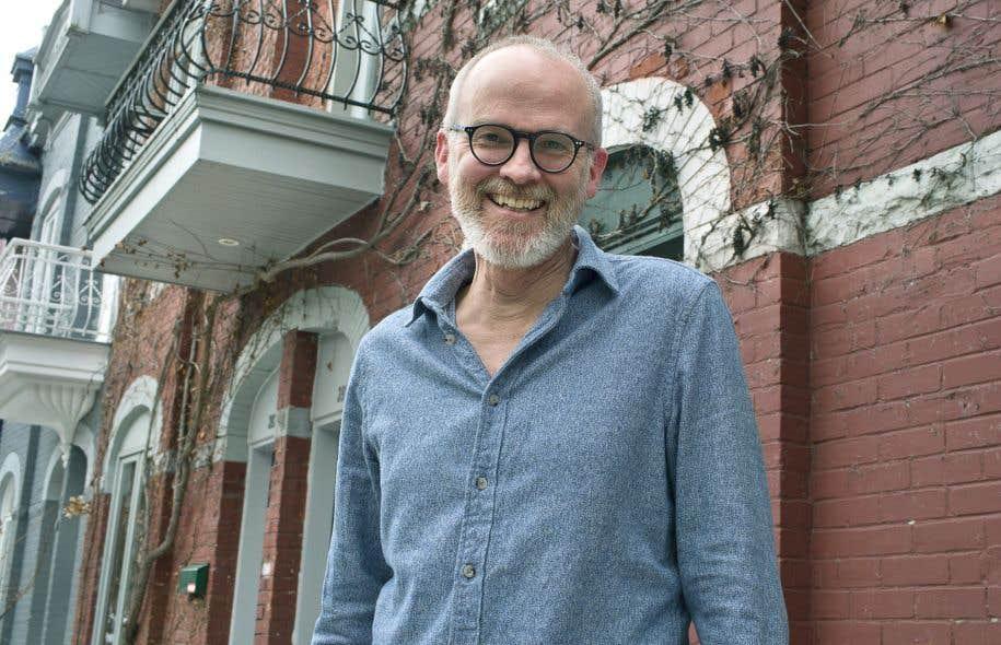 Jeff Heinrich, ancien journaliste à «The Gazette», fignole le démarrage de Projection 21, une nouvelle agence de communication pour le cinéma d'ici.