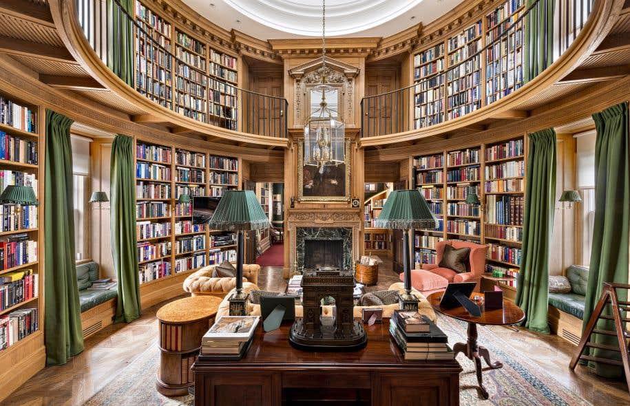 conrad black a vendu sa maison pour 16 5 millions le devoir. Black Bedroom Furniture Sets. Home Design Ideas
