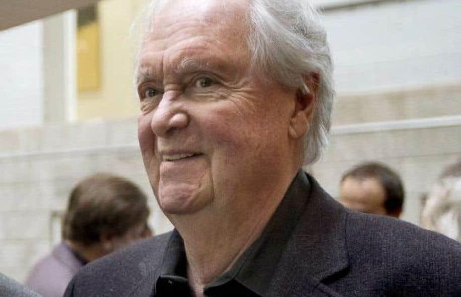 Le réalisateur et producteur Jean Bissonnette en 2013