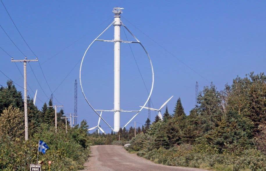 Selon le trésorier de la CSN, le Québec n'est pas en retard dans la transition énergétique. En effet, le secteur éolien peut être porteur, d'après lui.