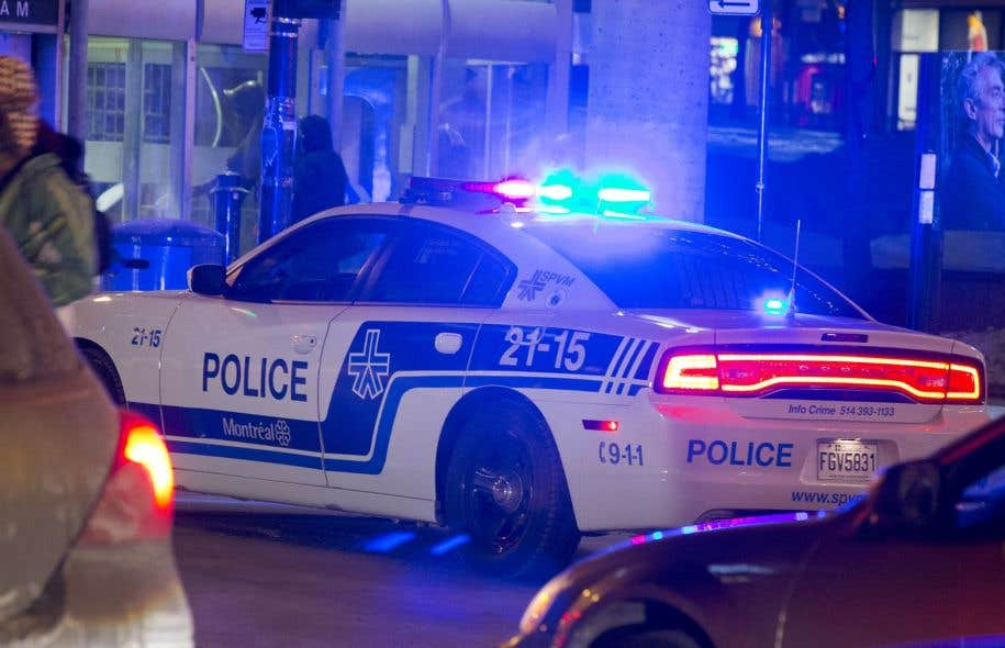 Le SPVM a reçu un appel vers 8 h 00 faisant état de la présence d'un homme en détresse psychologique dans un immeuble situé sur la rue Ontario Est.