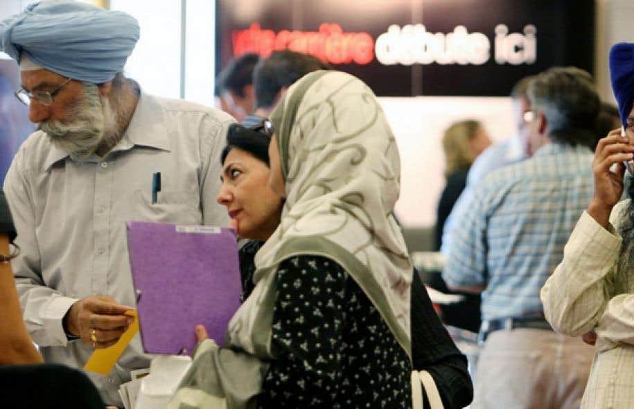Montréal a du mal à intégrer les immigrants qu'elle a déjà accueillis, alors que le taux de chômage pour les habitants nés à l'extérieur du pays se situe à 11 %.