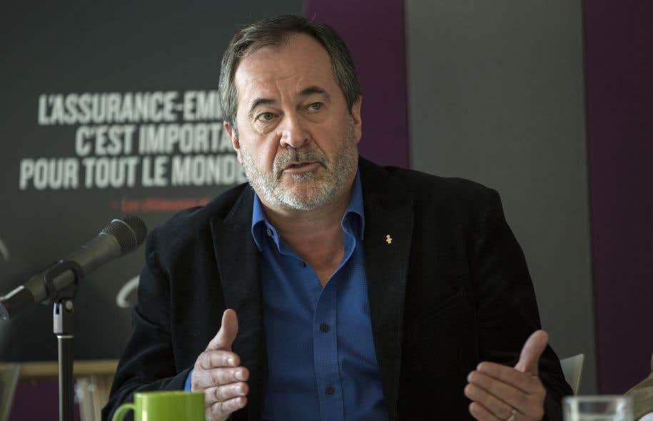 Serge Cadieux, secrétaire général de la FTQ, est l'auteur de ce texte.