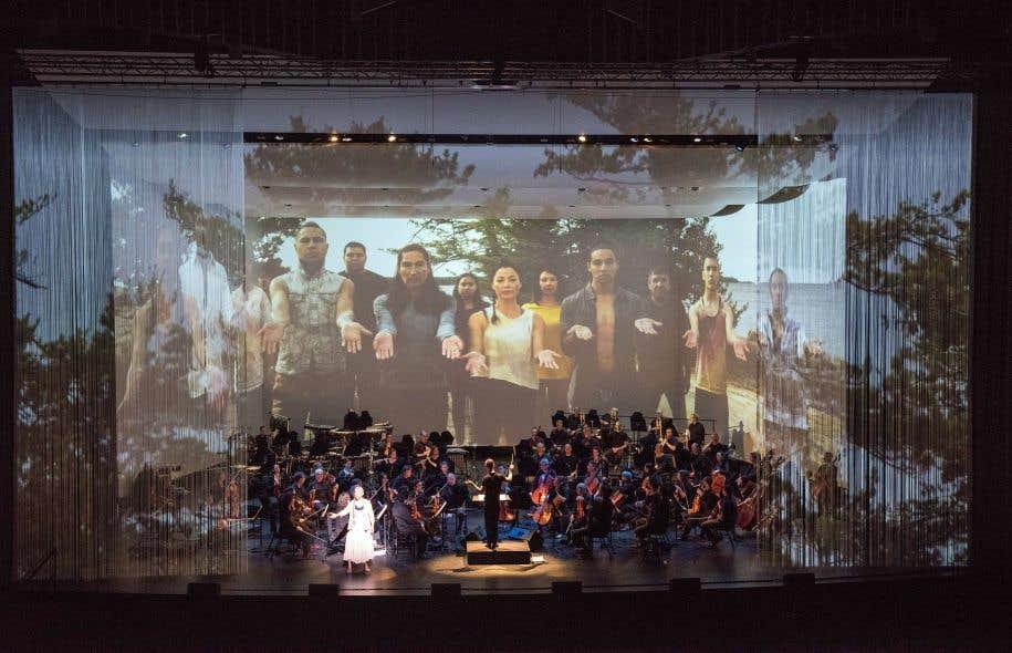 «Réflexions sur la vie», un projet musical multidisciplinaire en quatre parties