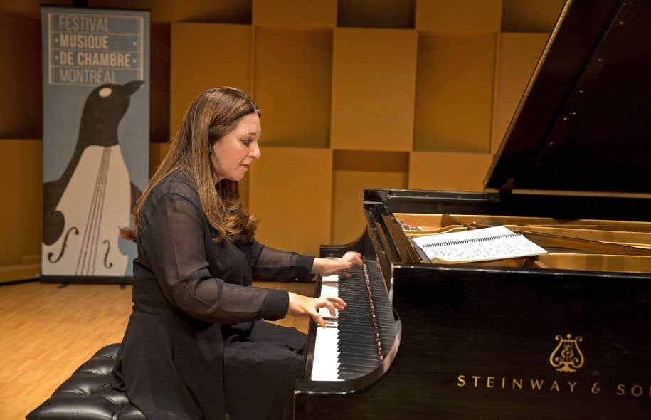 Les improbables triturations de simone dinnerstein le devoir for Bach musique de chambre