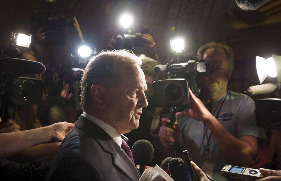 Le sénateur libéral Serge Joyal a constaté le problème dans les débats autour de l'important projet de loi sur l'aide à mourir.