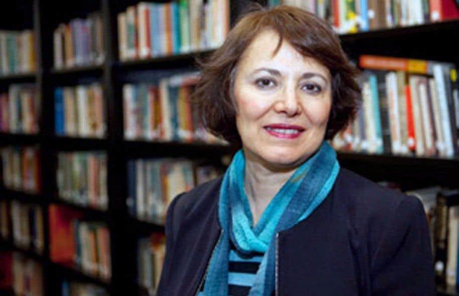 La professeure Homa Hoodfar