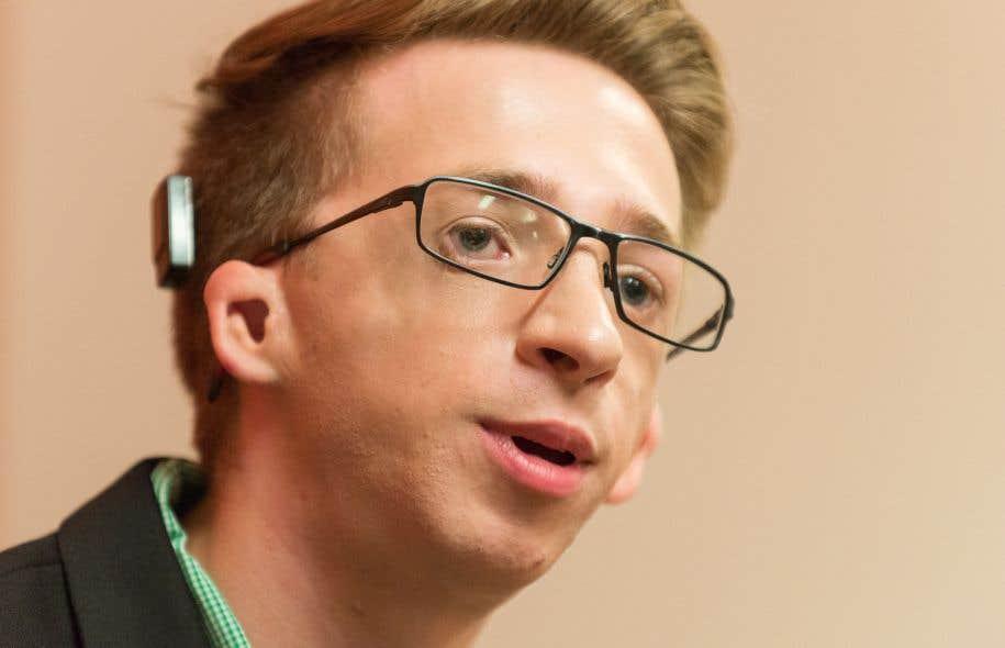 Jérémy Gabriel a déclaré que la décision de Mike Ward et de son avocat, MeJulius Grey, de porter la cause en appel prouve que l'humoriste n'a pas compris ce qui lui est reproché.