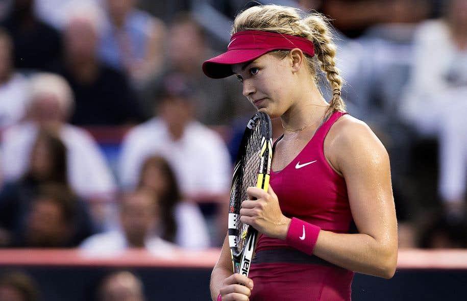 En 2014, Eugenie Bouchard avouait ne pas avoir d'amies parmi les joueuses, qui ne sont pour elle que des adversaires.