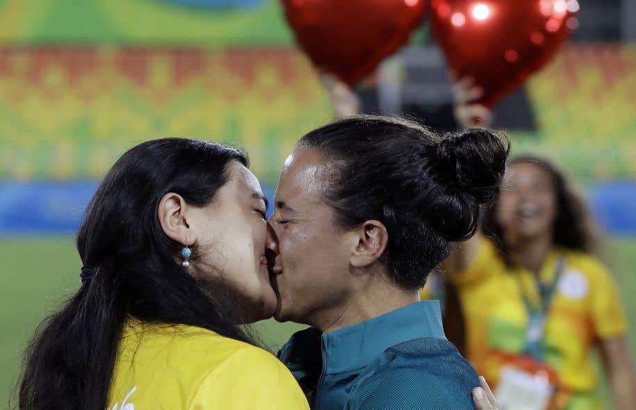 Les Jeux olympiques les plus gais de l'histoire? | Le Devoir