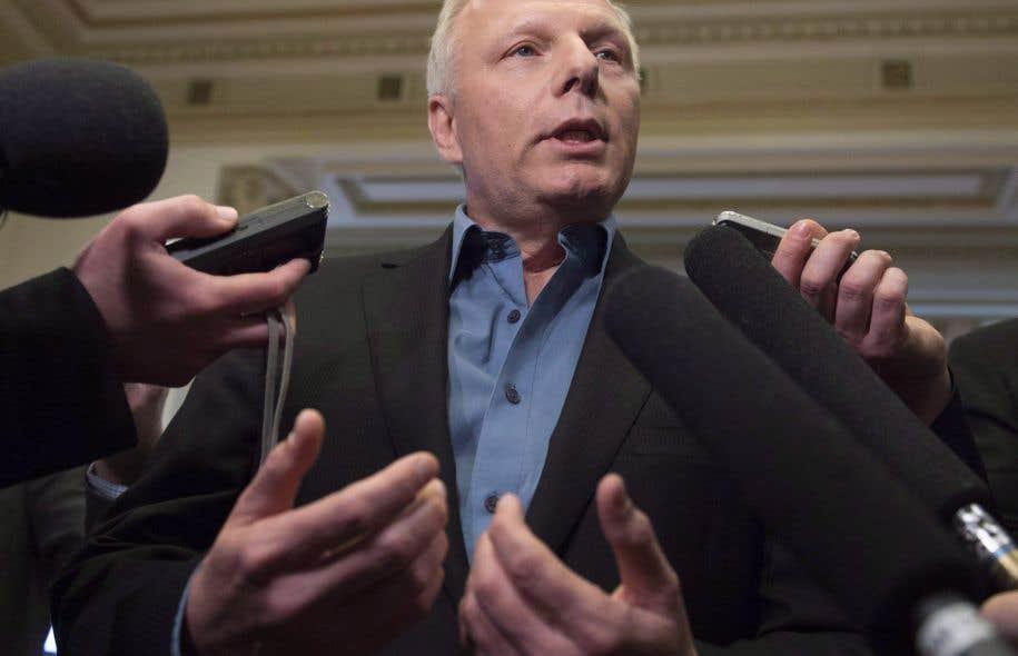 Archives - le candidat à la direction du Parti québécois Jean-François Lisée