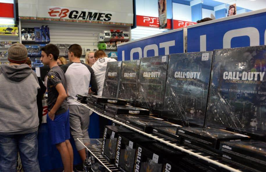 Les jeux vidéo aujourd'hui devenus cultes, tels que «Call of Duty», sont parvenus à ériger le «gaming» en véritable sport de compétition.