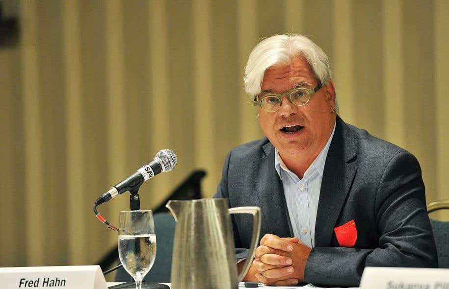 Le président du Syndicat canadien de la fonction publique (SCFP), Fred Hahn, rappelle que le SCFP a réussi à empêcher le précédent gouvernement conservateur de vendre Ontario Hydro.