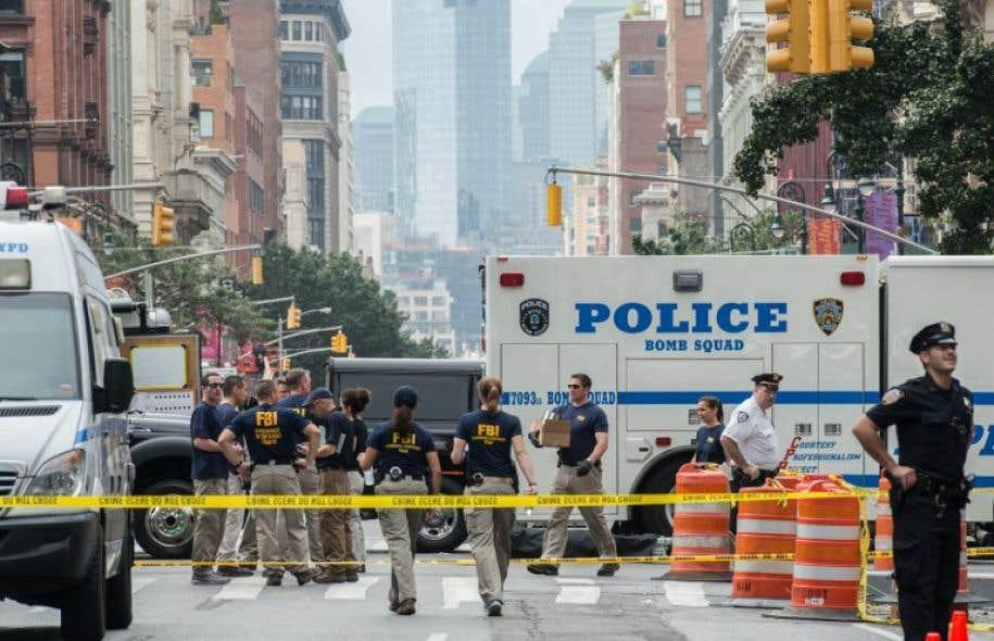 Le suspect inculpé d'utilisation d'armes de destruction massive — Attentats