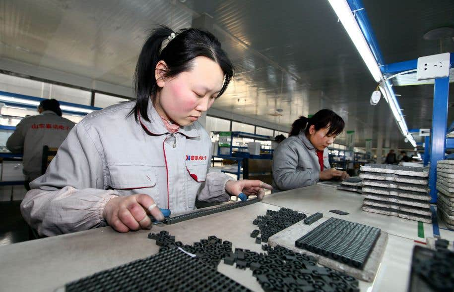Le Canada importe surtout de Chine des téléphones cellulaires, des pièces informatiques, des jouets et des consoles de jeux vidéo.<br />