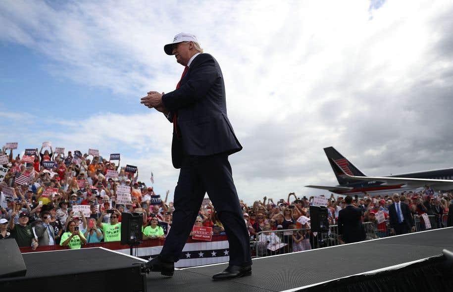 D'importants donateurs républicains abandonnent Trump — Présidentielle américaine